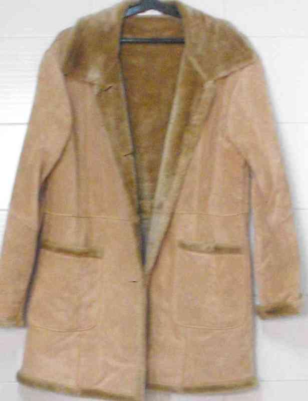 Abrigo talla xl-chavalier