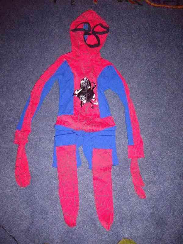 Disfraz spiderman t4 (heavylonga)