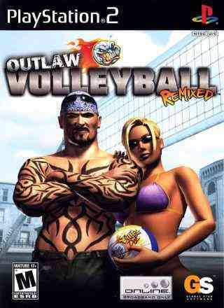 Juego ps2 outlaw volleyball remixed-cris30