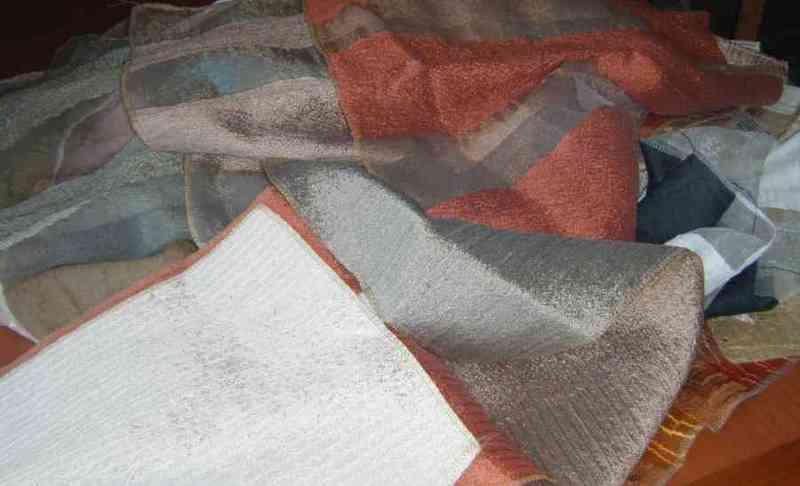 Retales cortinas (kelpie de albacete)