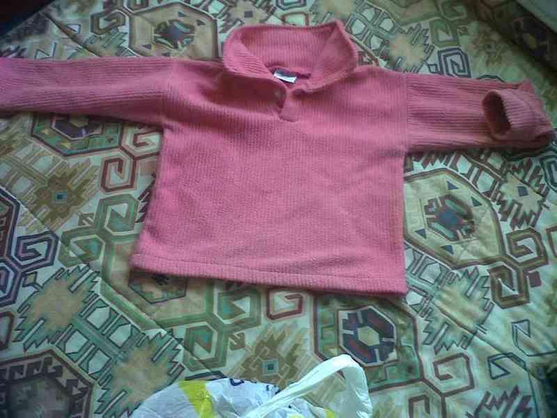 Regalo jersei niña 014
