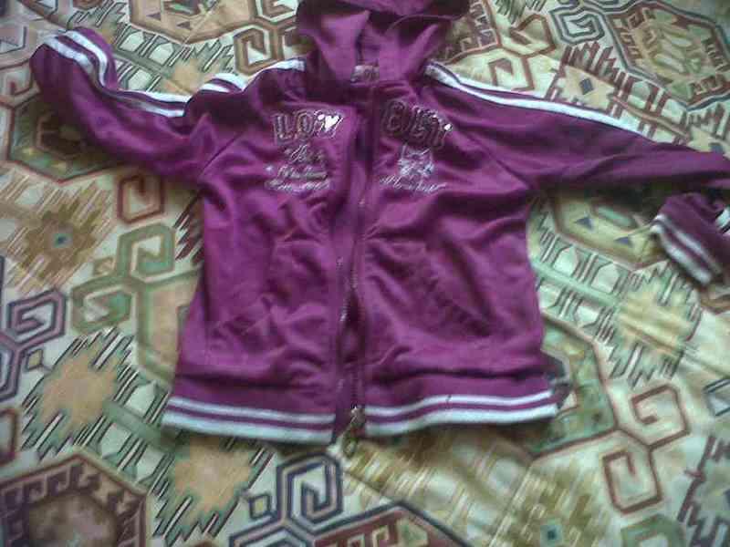 Regalo chaqueta niña 016