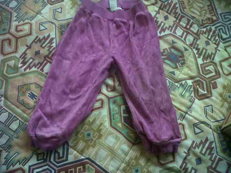 Regalo pantalon niña 018