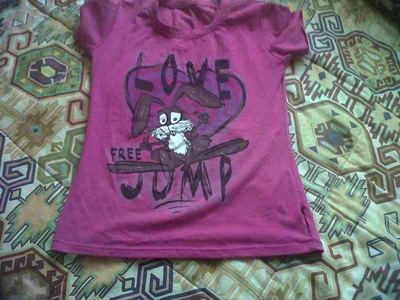 Regalo camiseta chica 025