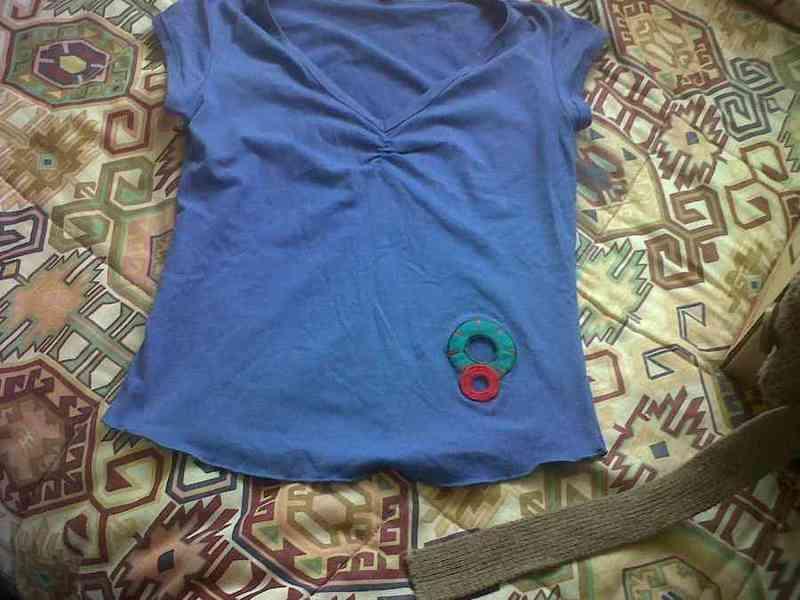 Regalo camiseta de chica 026