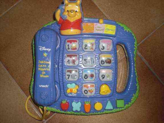 Telefono aprendizaje vtech