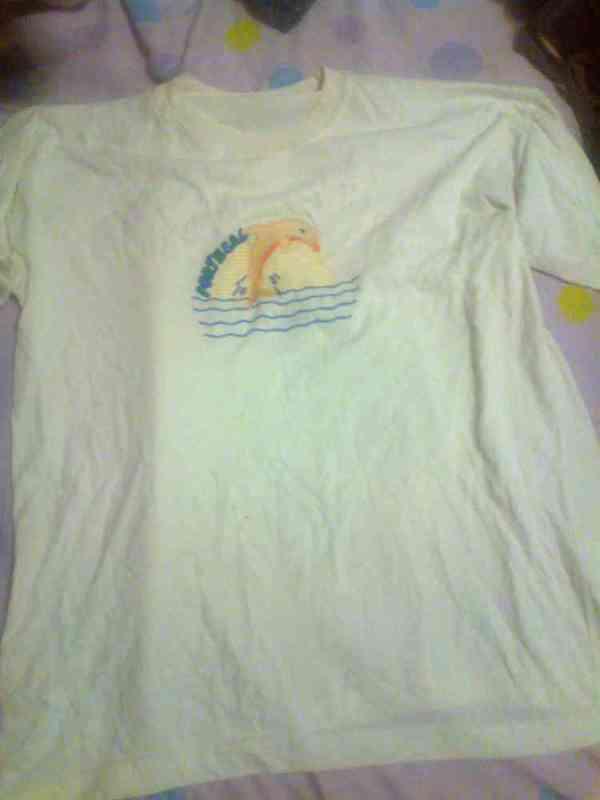 Camisa de chico