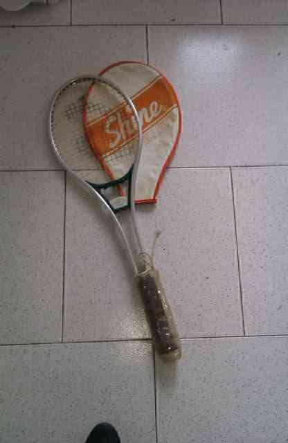 Regalo raqueta