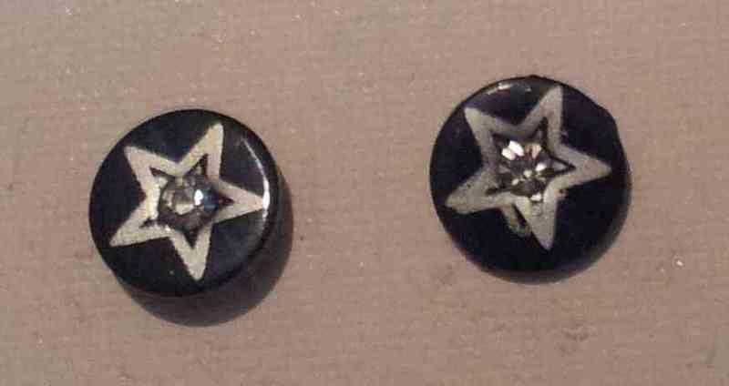 Pendientes estrella (gabrielaf)