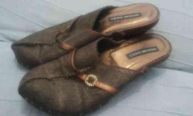 Zapato zueco