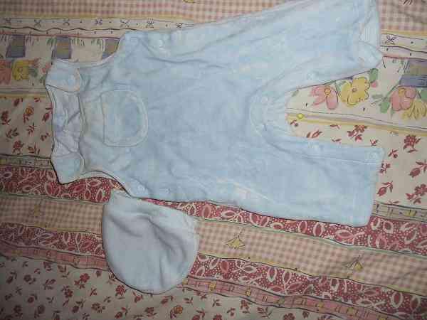 Peto nene 3 meses