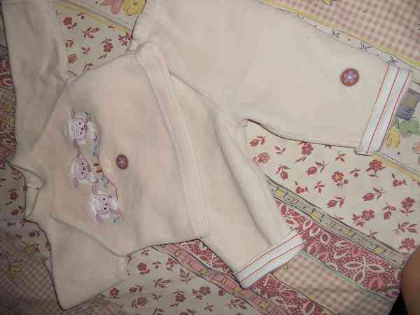Chandal de bebe