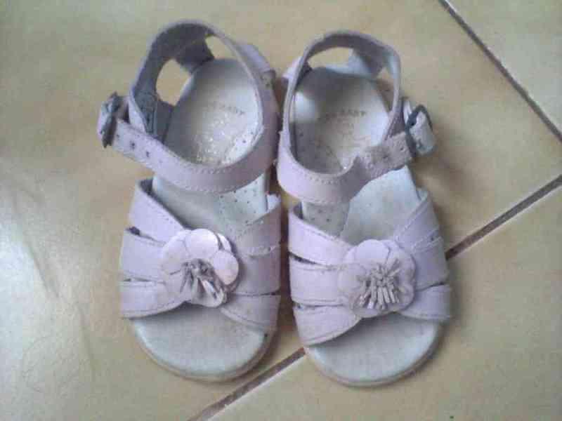 Sandalias niña nº 22
