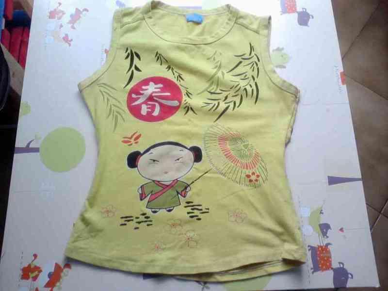 Camiseta talla xs