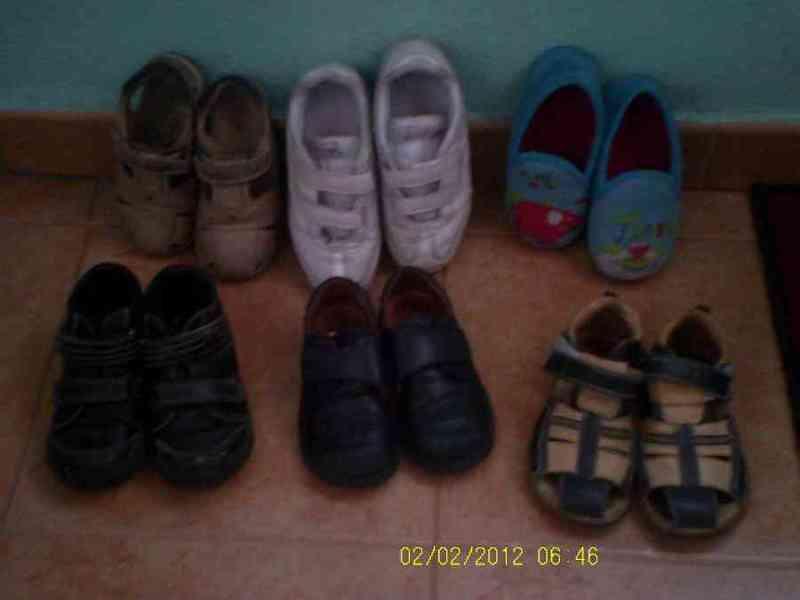 Zapatos niña y niño