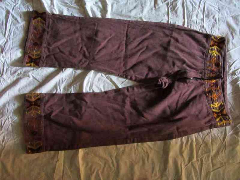 Pantalón pirata talla m