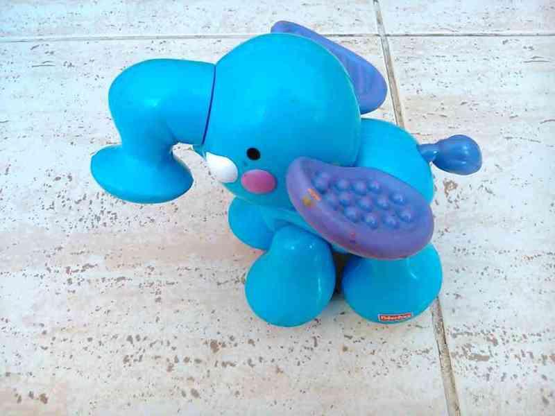Elefantito juguete