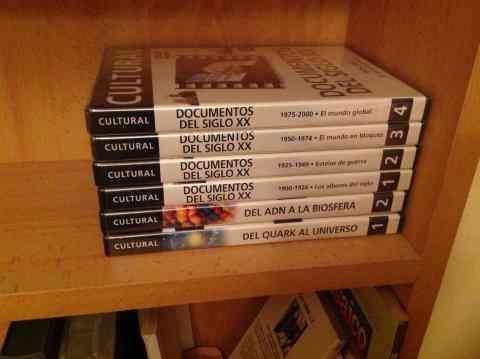 regalo esta colección de dvds