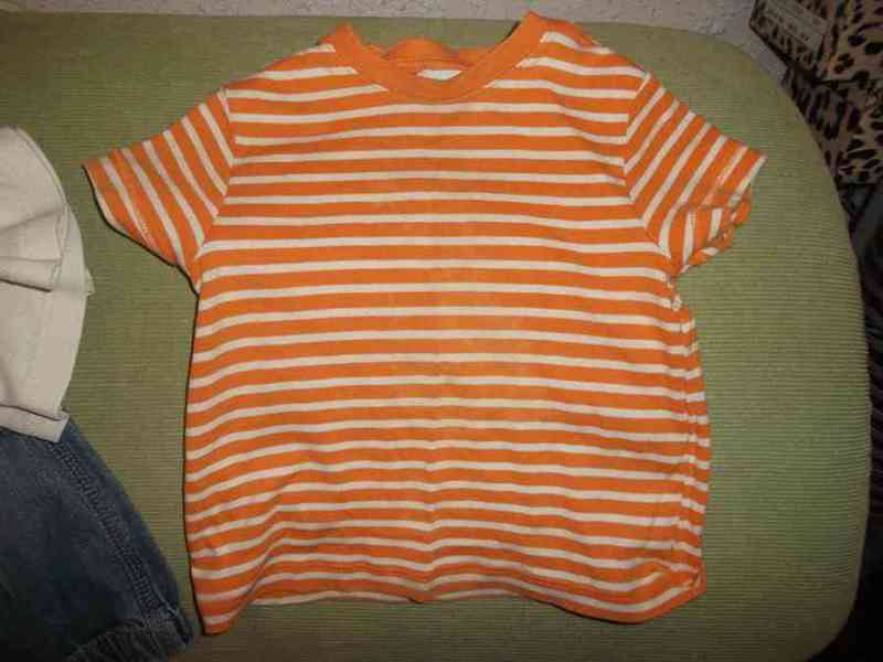 Camiseta 3 años