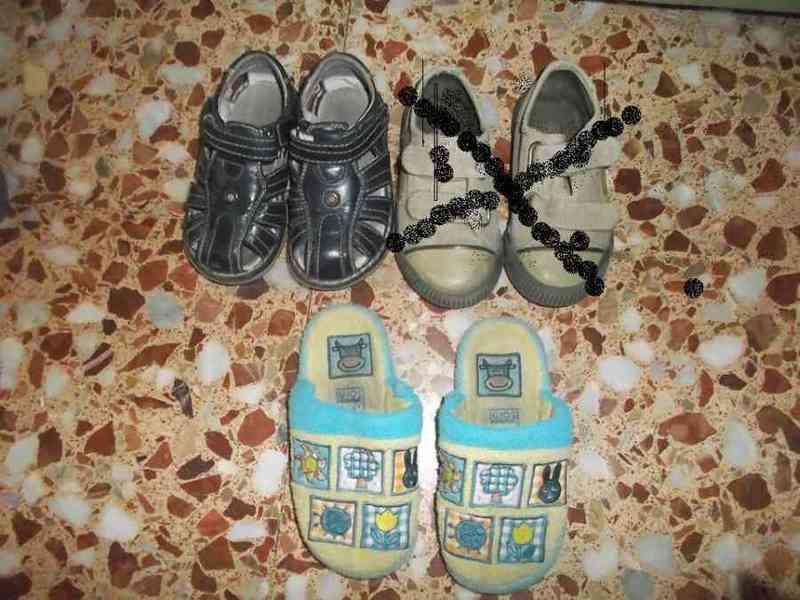 Zapatos n 25