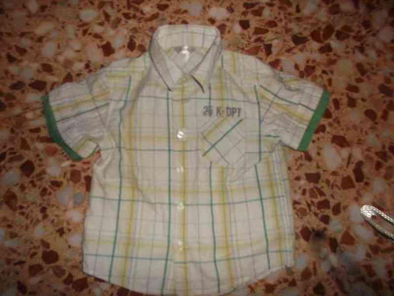 Camisa 4 años 1