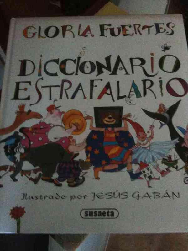 Regalo dicionario infantil