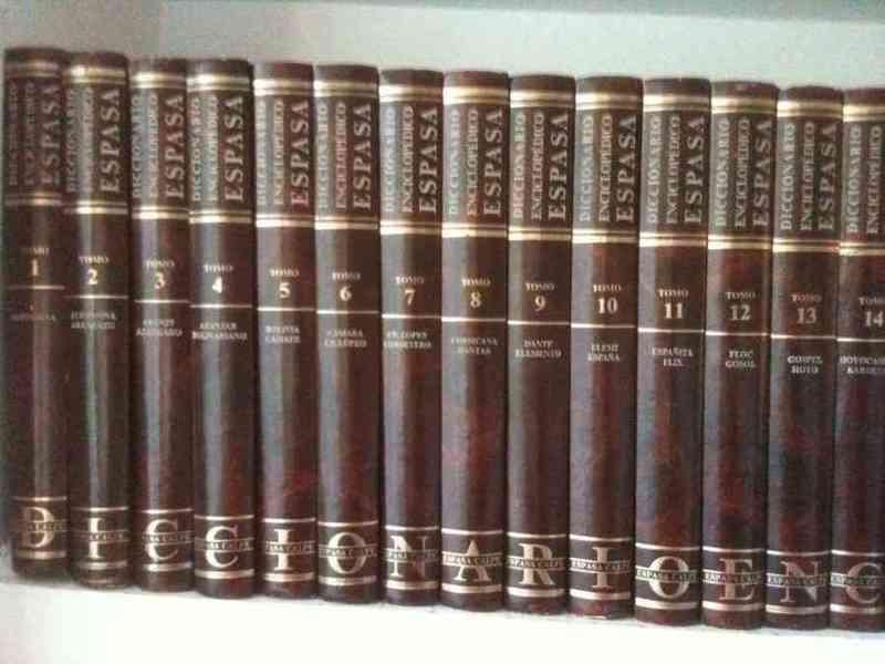 Enciclopedia espasa de toda la vida
