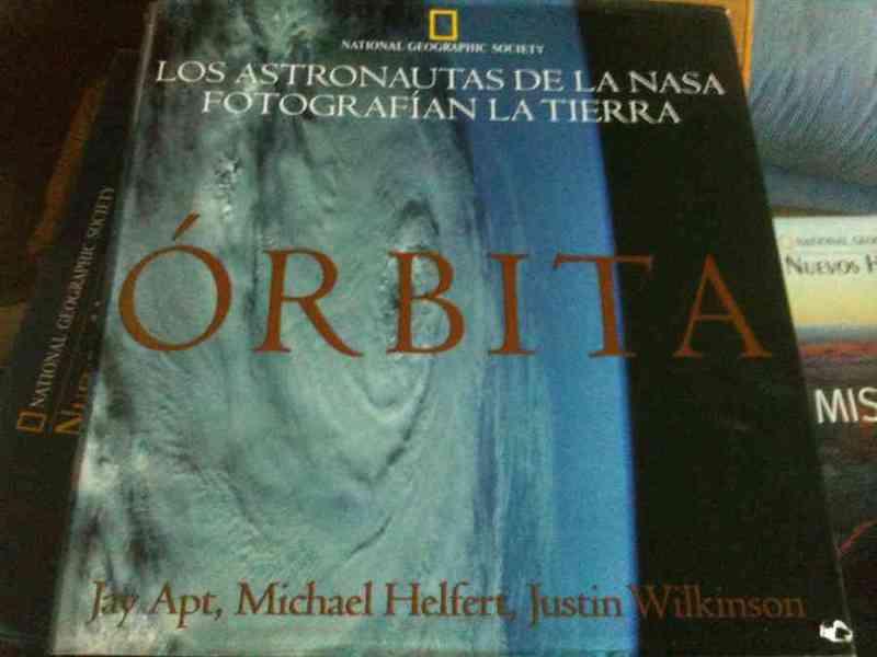 """Libro """"órbita"""""""