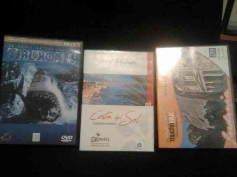 Varios dvds