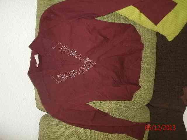 Camisa granate