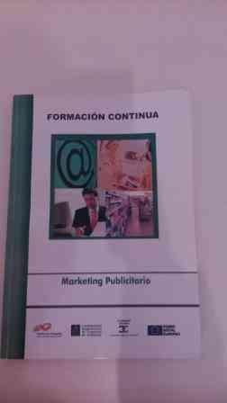 Libro marketing publicitario