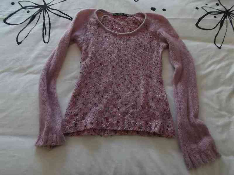 Jersey rosa talla m (graciag)