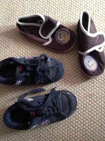 Lote de zapatos 3