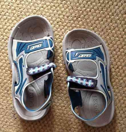 Zapatillas talla 35