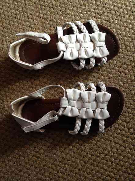 Zapatillas niña talla 24