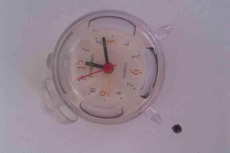 Reloj desperador