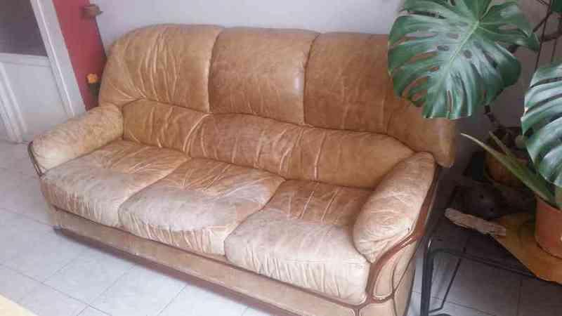 Sofá de 3 plazas + 2 individuales