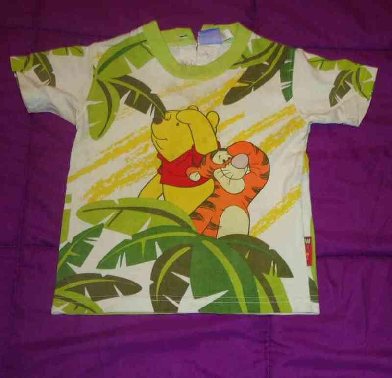 Camiseta winnie talla 12m(remidmarin)
