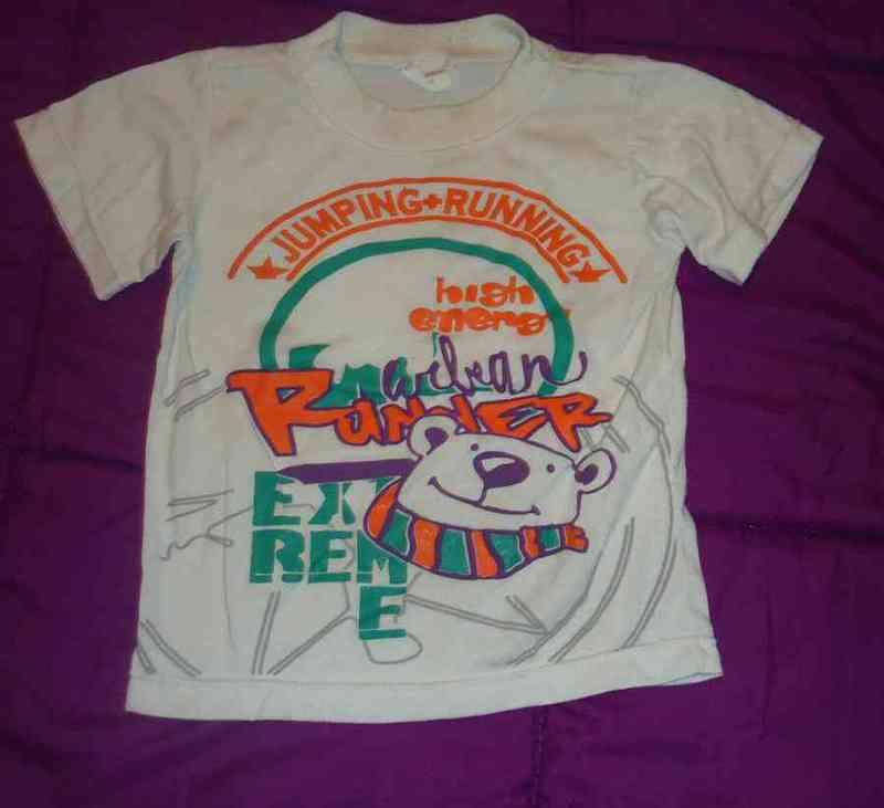 Camiseta bl talla 12-18m