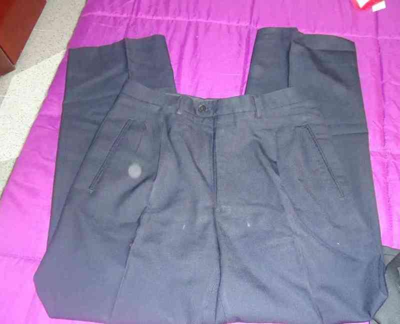 Pantalon caballero talla 40