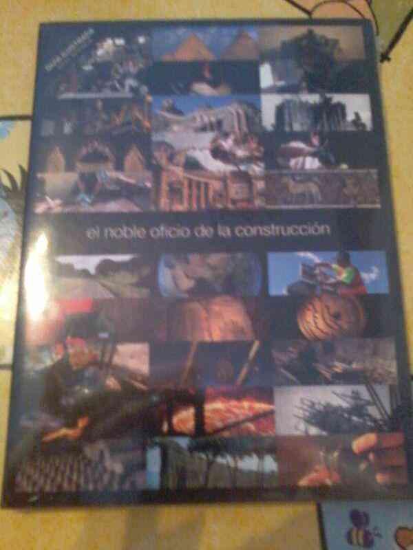 Dvd documental construccion )
