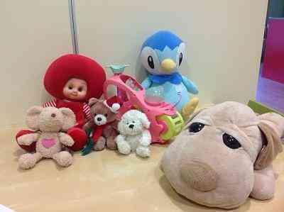 Estos juguetes