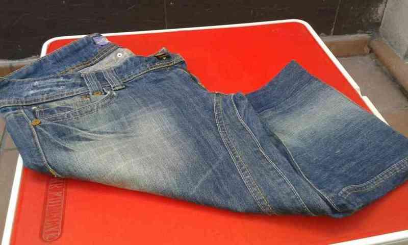 Pantalon chica corto talla 40
