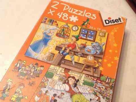 Puzzles 48 piezas