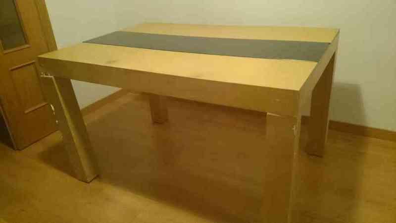 Regalo mesa y sillas
