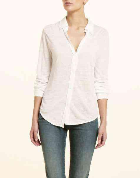 Necesito camisas blancas de mujer