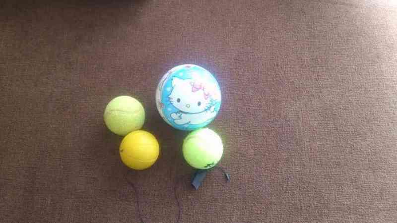 Varias pelotas