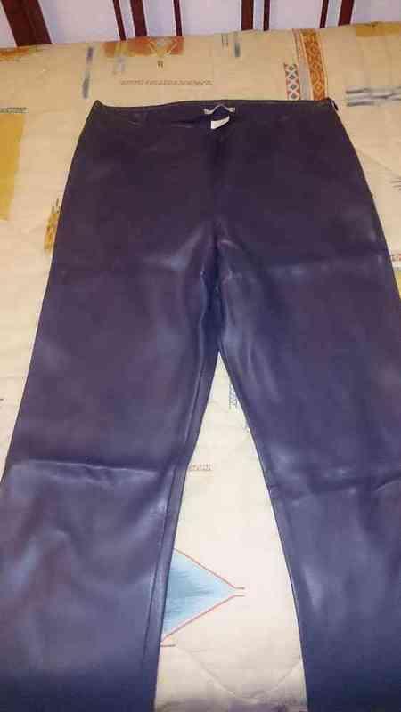 N 196 pantalon chica talla 40(antespepe1945)