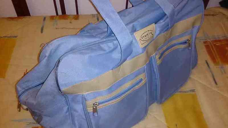 N 209 bolsa de viaje