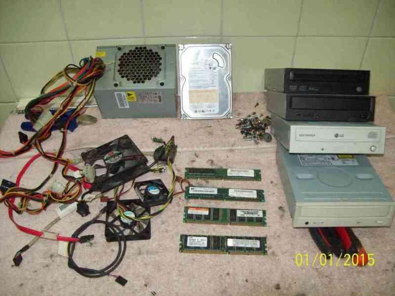Piezas de ordenador paul99dm